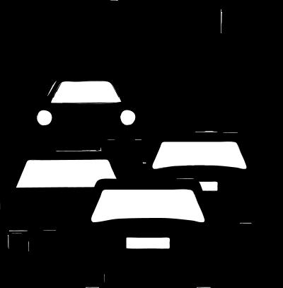 Umwege um ein Stau zu umfahren oder Verkehrsumleitung